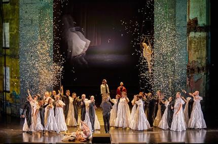 «Дон Жуан», премьера в Гамбургской опере