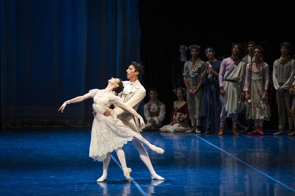 «Сон в летнюю ночь» — балетная «мистерия любви»