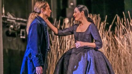 Премьера оперы Грауна «Монтесума» в Любеке