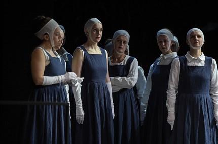 Премьера «Нормы» в Гамбургской опере