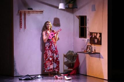 «Кармен — новая страсть» в Гамбургской камерной опере