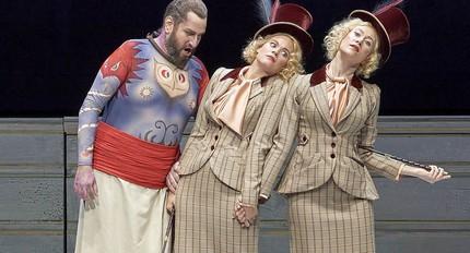 Возвращение «Похищения»: в Венской опере состоялась премьера оперы Моцарта