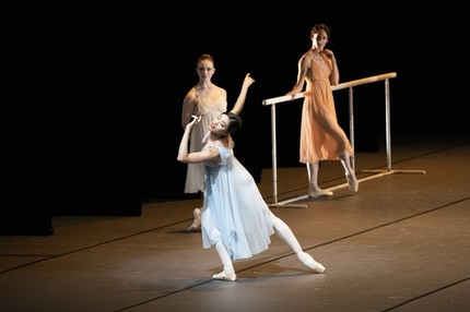 «Балеты для фортепиано и голоса» Джона Ноймайера