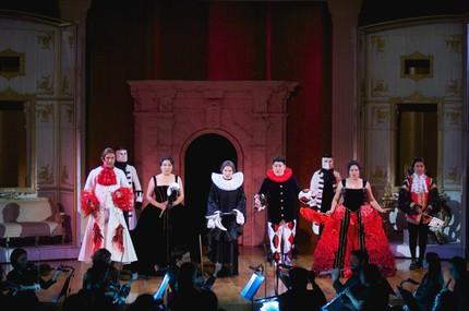 Казахстанская рапсодия в оперном стиле