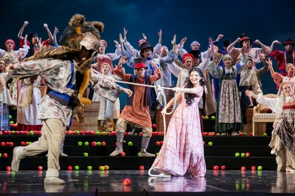 Премьера «Евгения Онегина» в Краснодарском Музыкальном театре