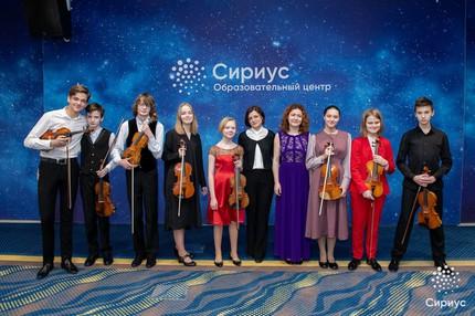 Елена Чверток: «От одарённых детей исходит космическая энергия»