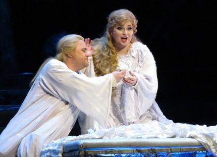 Звёзды оперы: Ирина Чурилова