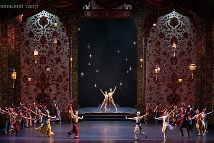 На балет билетов нет