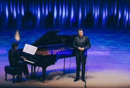 Сольный концерт Луки Пизарони в «Зарядье»