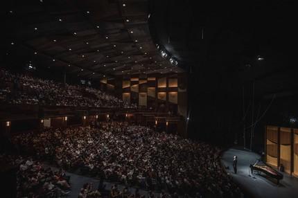 О сольном концерте Евгения Кисина на Зальцбургском фестивале 2021