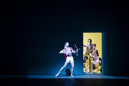 «Сильвия», балет Джона Ноймайера