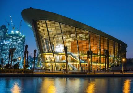 InClassica в Дубае как грандиозный фестивальный ребрендинг