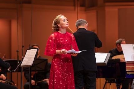 «Триумф Времени и Разочарования» в Московской филармонии