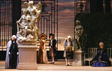 «Пиковая дама» в постановке Мариинского театра