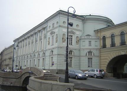 Эрмитажный театр в Санкт-Петербурге / Hermitage Theatre