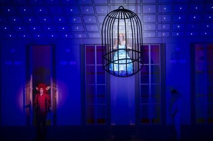 Опера-сказка для детей и балет-триллер для взрослых