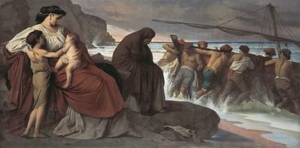 «Медея». Anselm Feuerbach (1879)