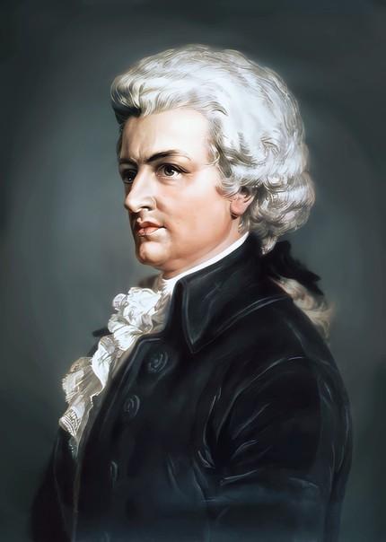 Вольфганг Амадей Моцарт / Wolfgang Amadeus Mozart