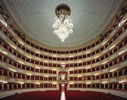 Ла Скала (Teatro alla Scala) / David Leventi