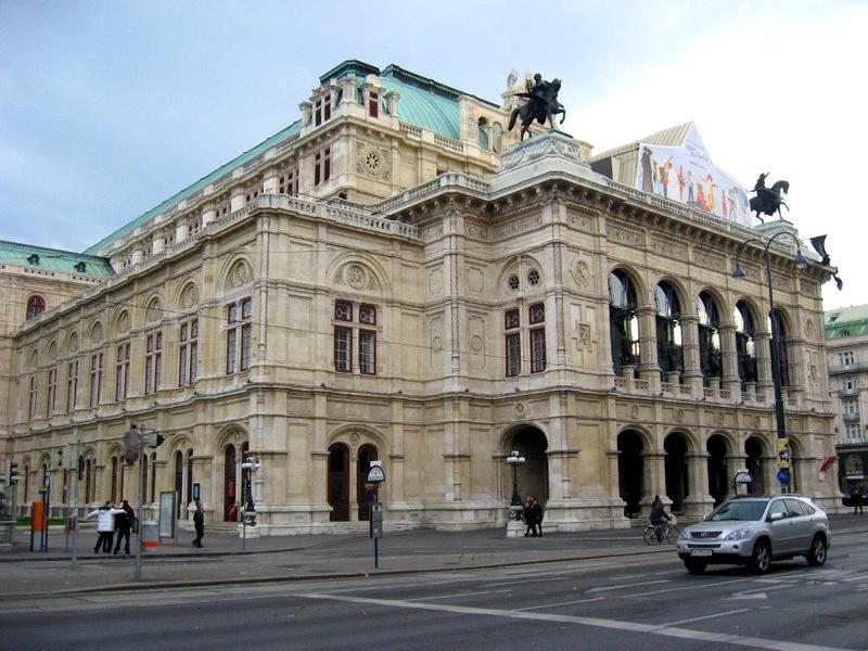 Венский оперный театр доклад 9738