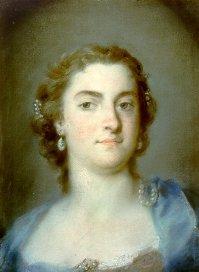 ФАУСТИНА БОРДОНИ-ХАССЕ (около 1695–1781)
